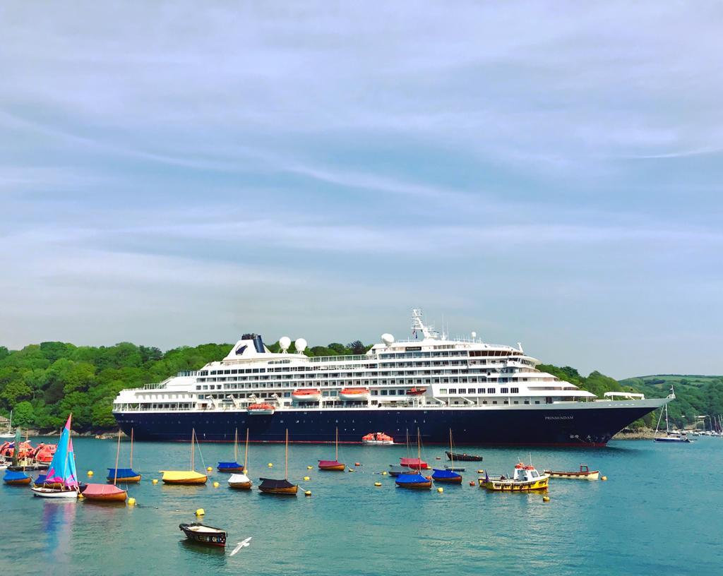 Holland America ship Fowey