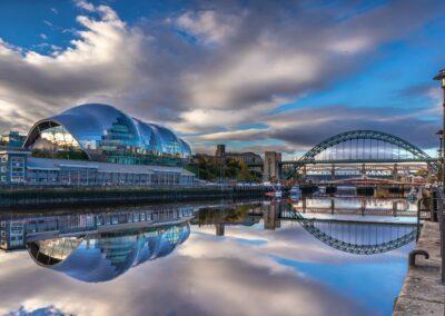 Newcastle upon-Tyne, UK 🔎