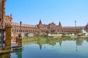 Seville Parliament Cruise Port