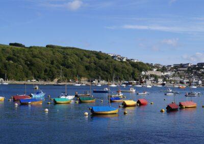Fowey, Cornwall, UK 🔎