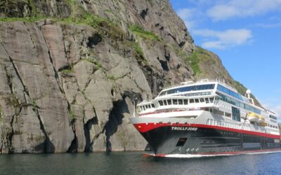 Hurtigruten's UK boss cites increased demand for No Fly Cruises