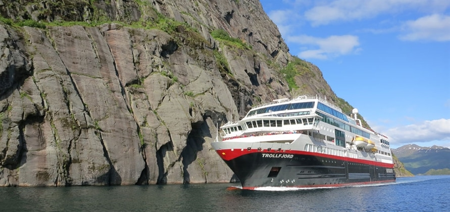 Ms Maud Hurtigruten