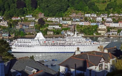 Yes you can 'Staycation' on a stunning cruise ship!