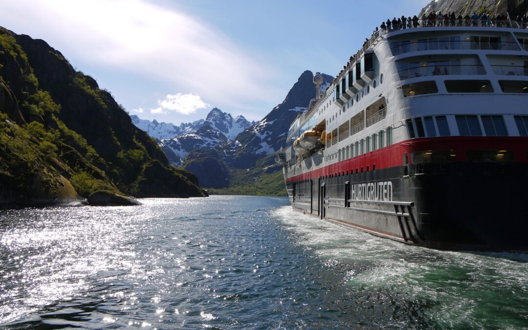 Hurtigruten's NEW Expedition Cruises from Dover brochure is out now