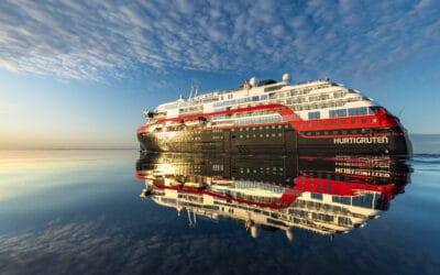 Hurtigruten announces short break expedition cruises in the UK for September 2020