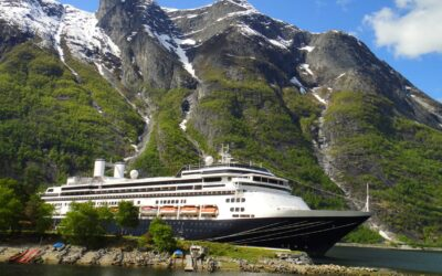 No Fly Specialist Fred. Olsen Cruise Lines unveils two new ships Bolette and Borealis as it looks ahead to a brighter future after pandemic