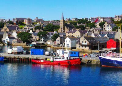 Scrabster, Scotland