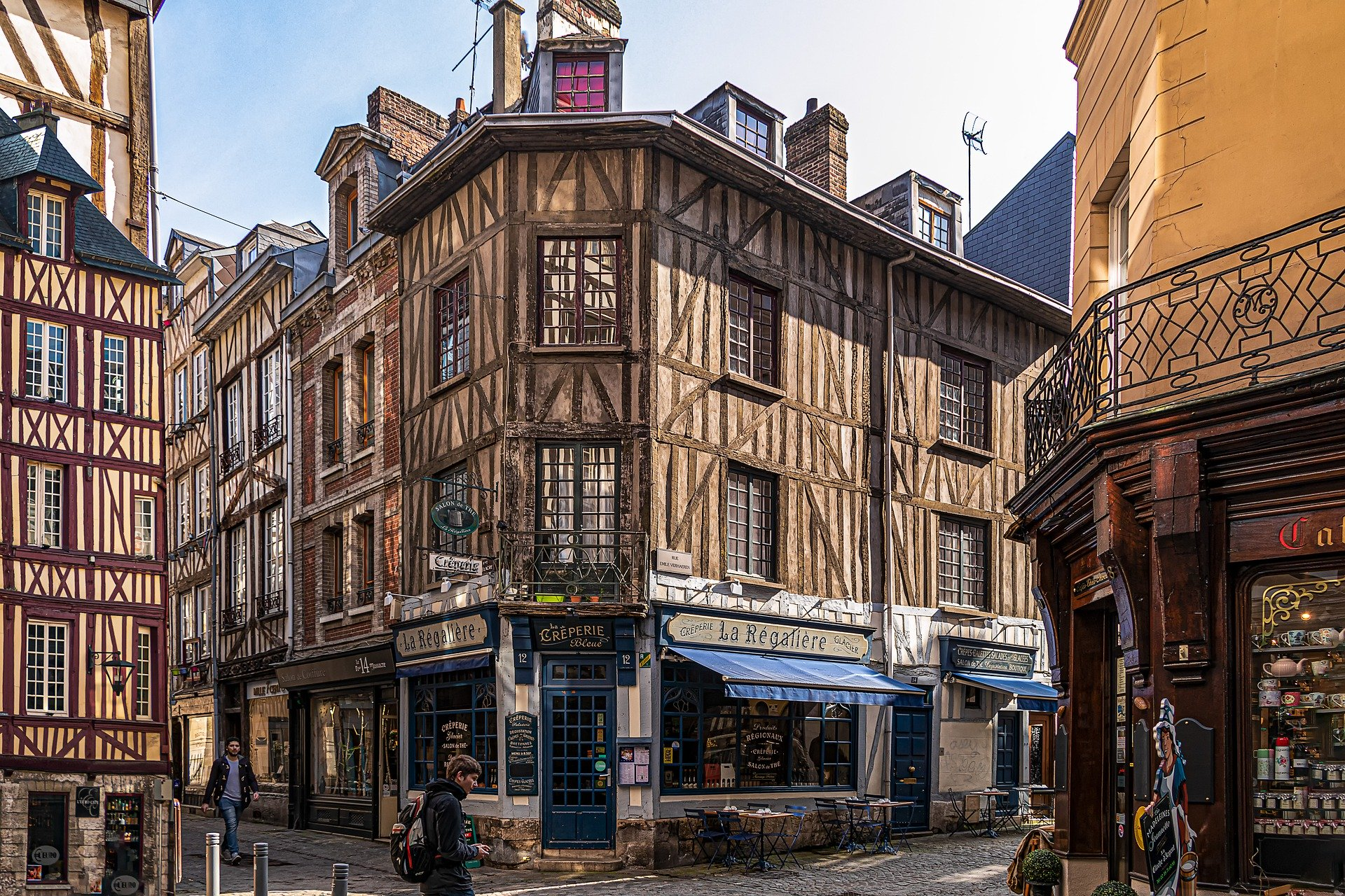 Rouen France Port No Fly Cruise
