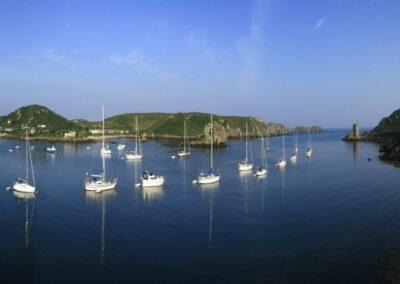 Tresco, Isles of Scilly, UK