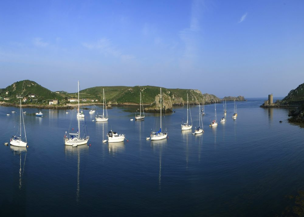 Tresco cruise port guide
