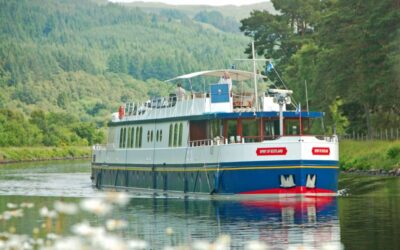 2020 Staycation cruising in the Highlands of Scotland with European Waterways