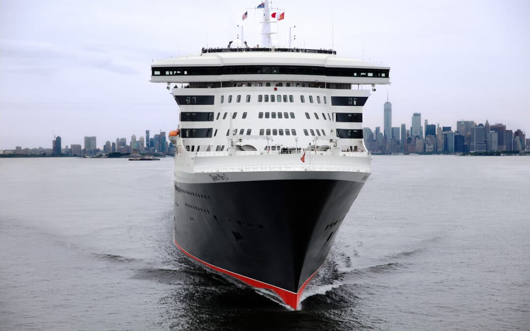 queen mary 2 world voyage 2022 cunard