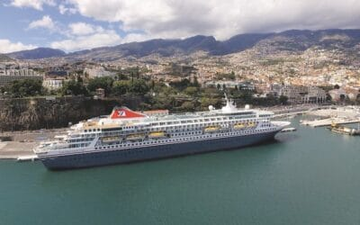 Brand-new itineraries in 2021 for Fred. Olsen Cruise Lines' Balmoral, including departures from Portsmouth