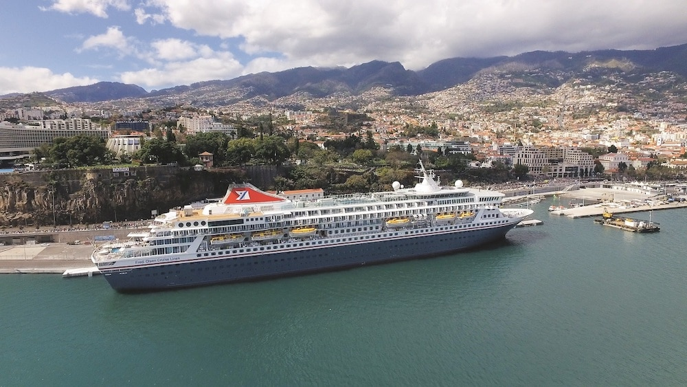 Fred. Olsen Cruise Lines Balmoral No Fly Cruises