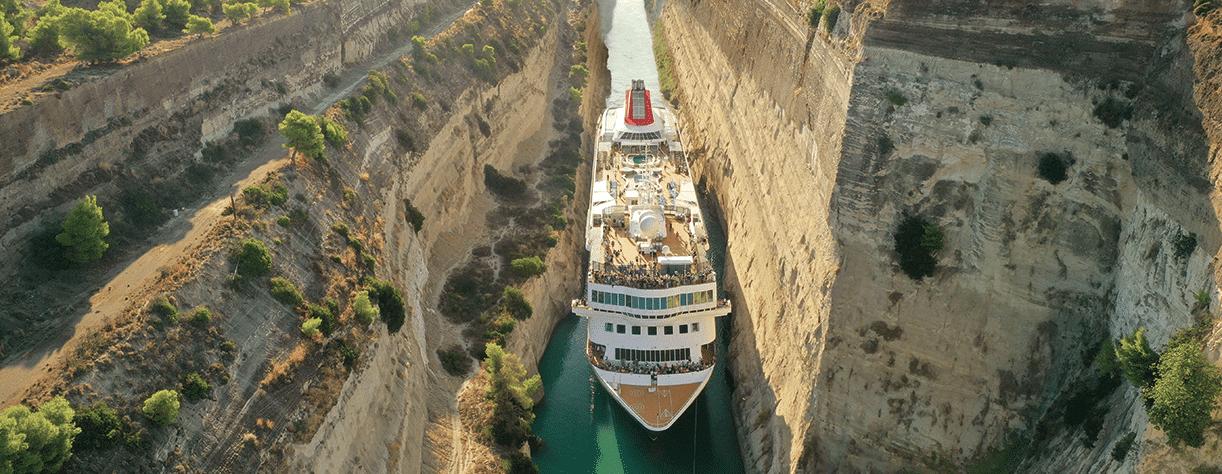 Hebridean Princess Cruise Ship