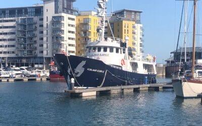 No Fly Cruises Investigates | Hjalmar Bjørge