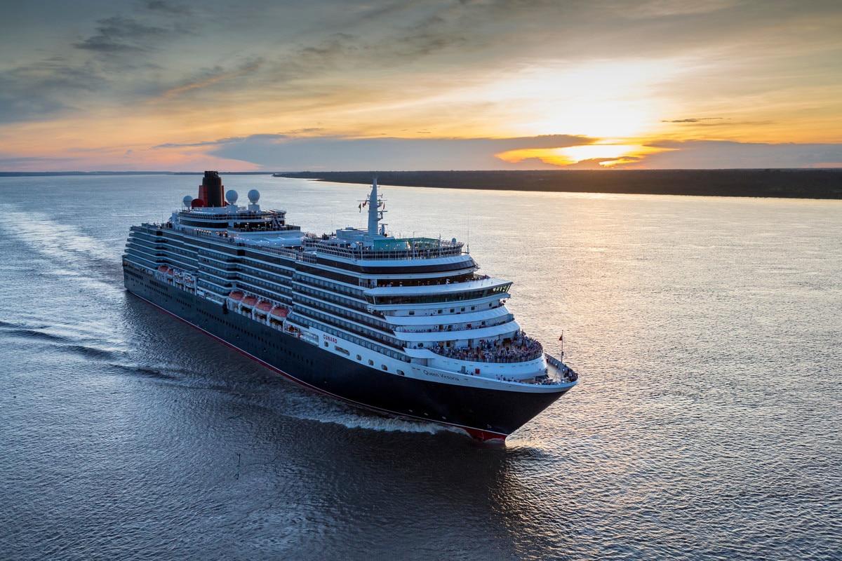 queen victoria no fly cruises