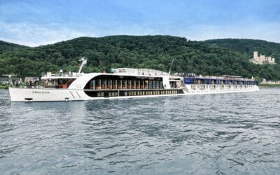 AmaWaterways expands no-fly river cruise options for 2021 free return rail and private transfers