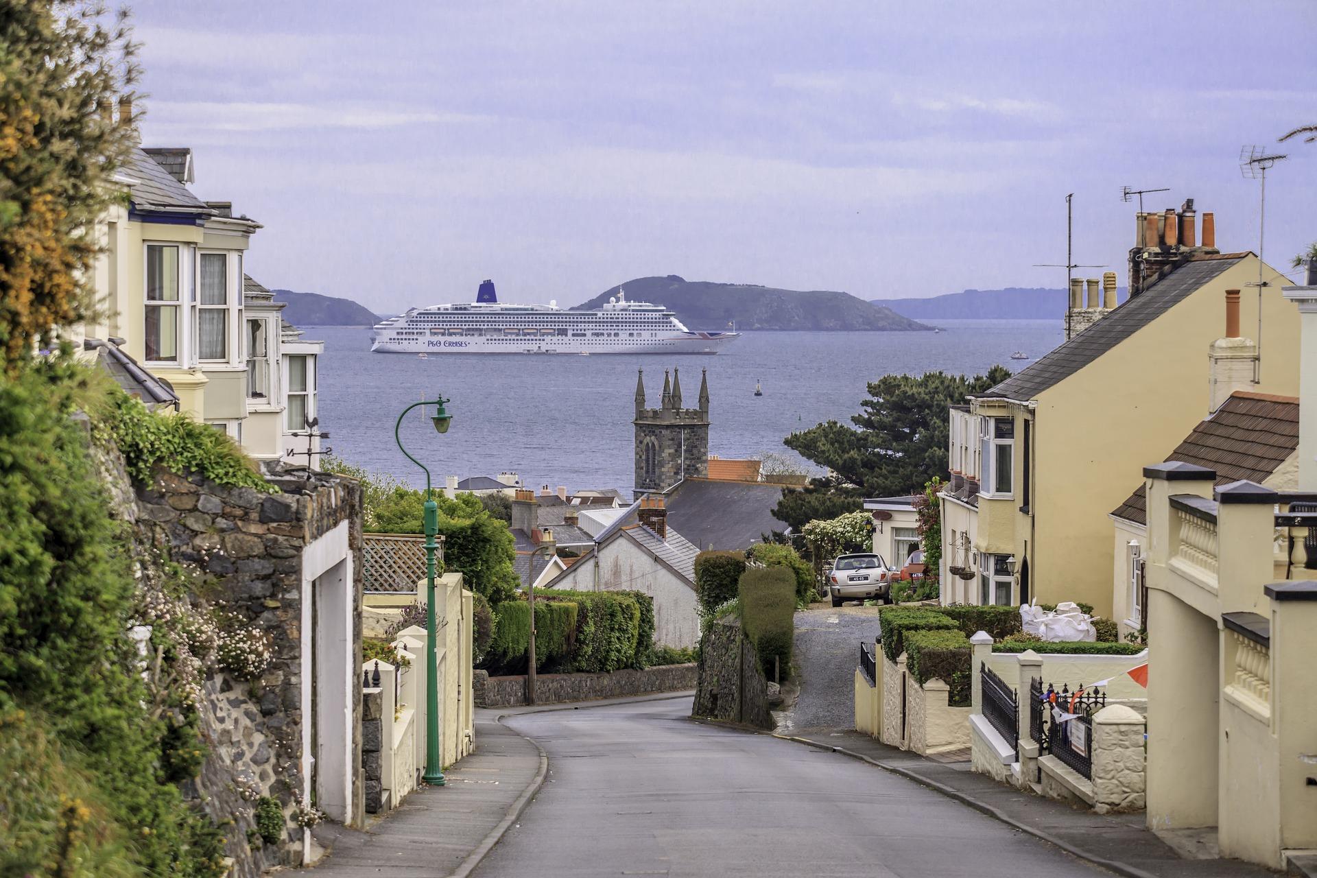 Guernsey Port