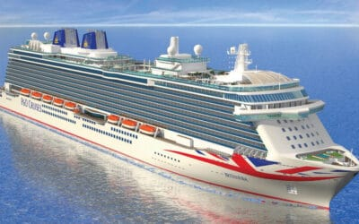 IONA Has Officially Joined The P&O Cruises Fleet