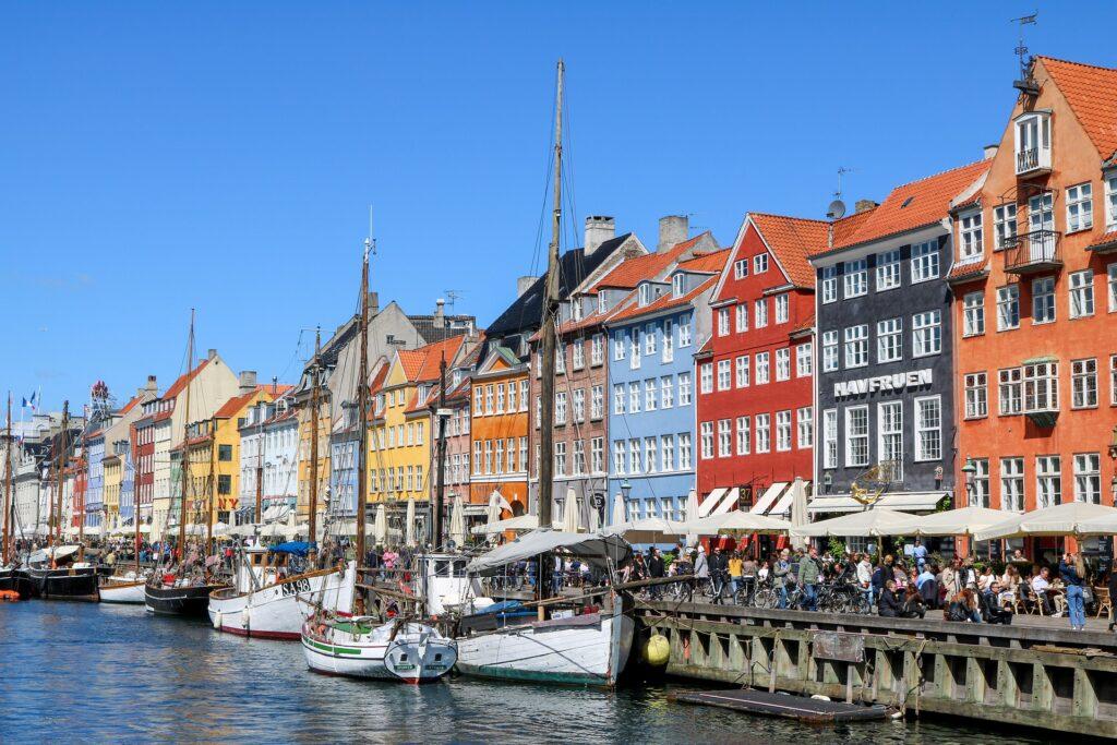 Copenhagen cruise port guide Nyhavn