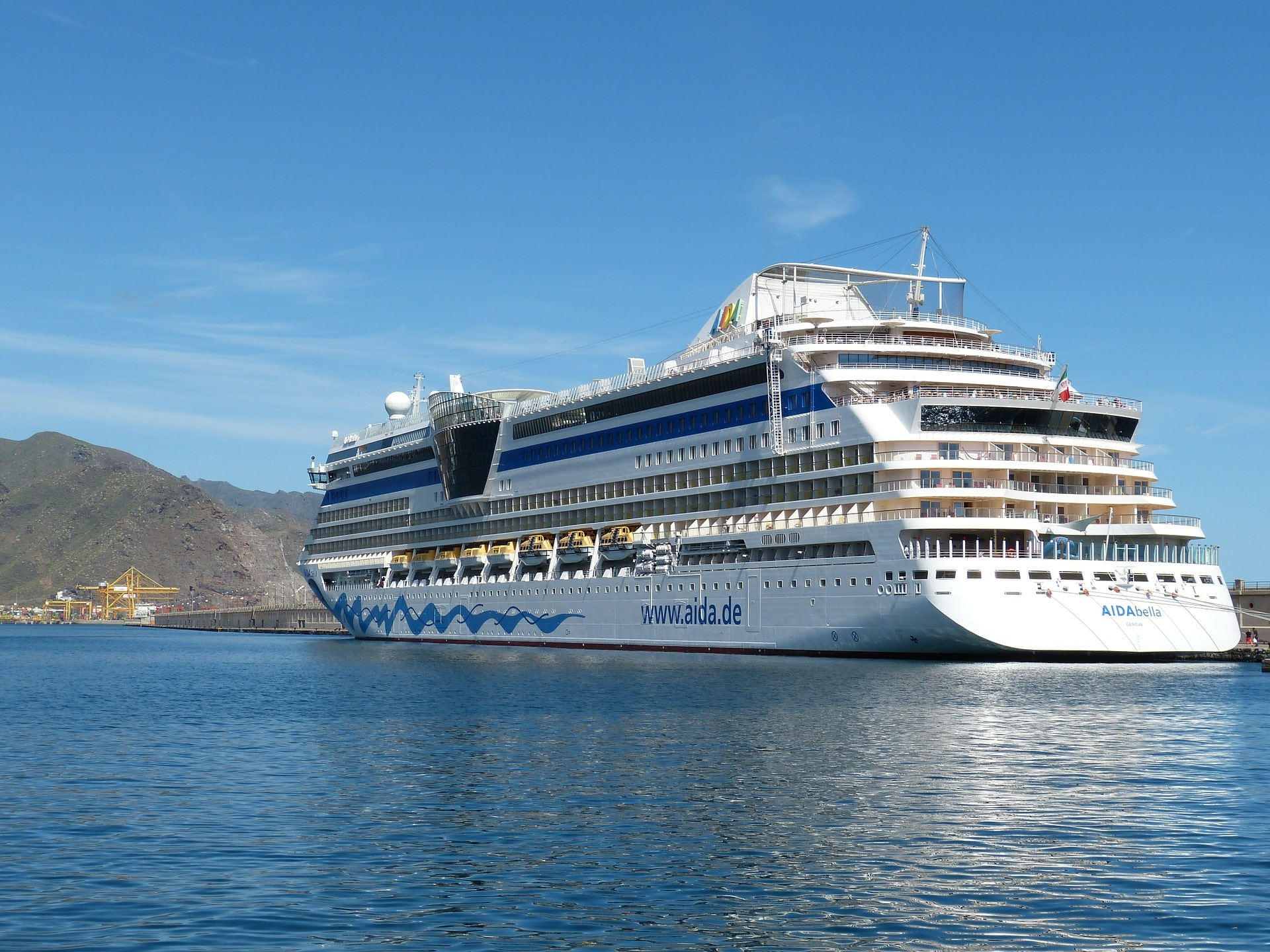 Tenerife Cruise Port