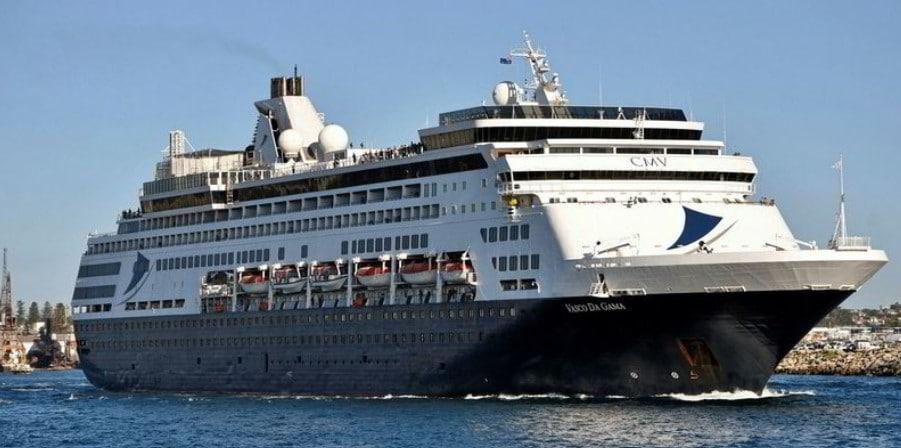 Vasco De Gama ship
