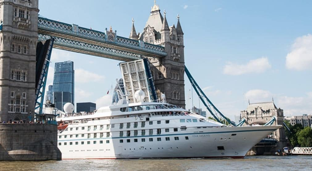 Windstar Cruises offering iconic Tower Bridge No Fly Cruise in 2021