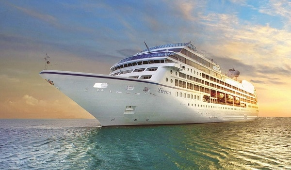 Oceania Cruises No fly Sirena