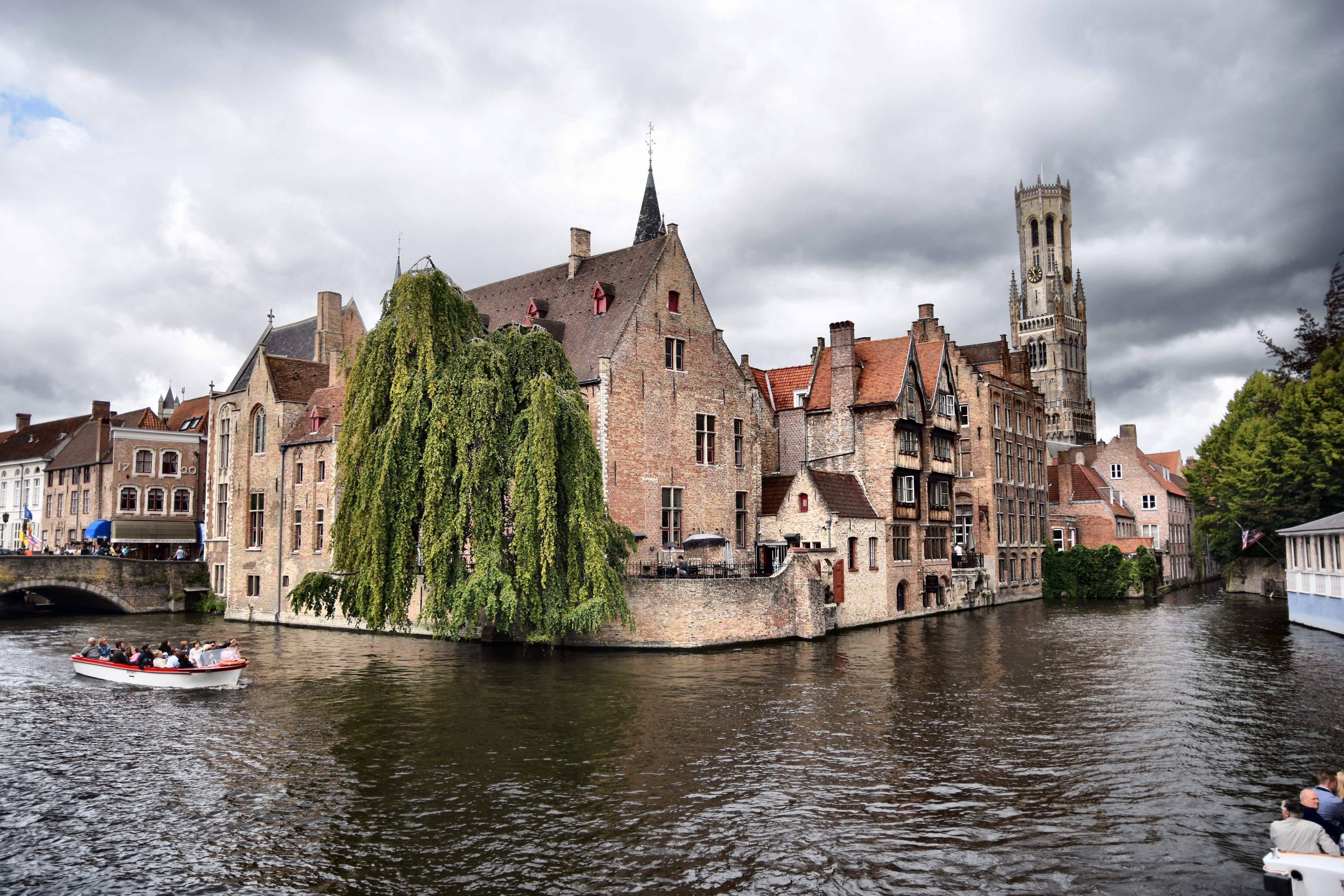 Bruges Cruise Port