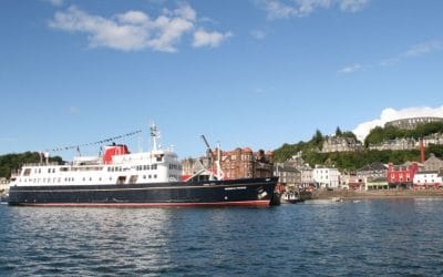 Hebridean Princess will sail from England this summer to avoid Scottish restrictions
