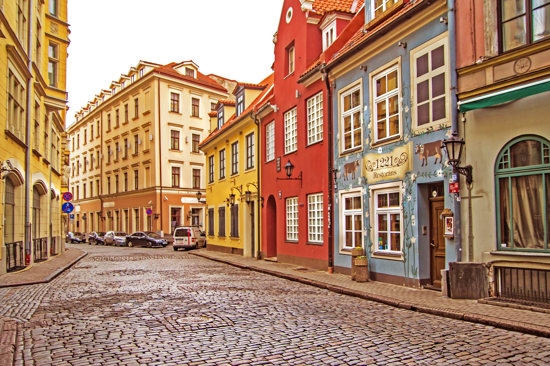 Riga Lithuania