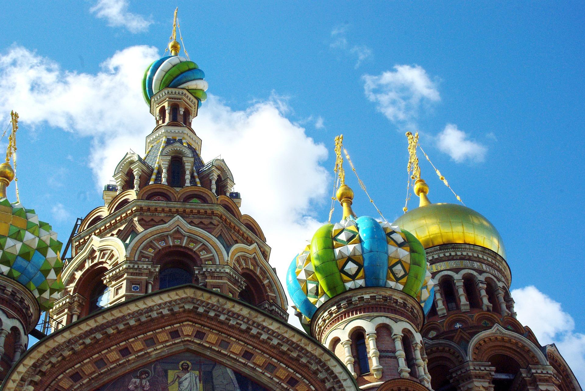 St Petersburg Excursions