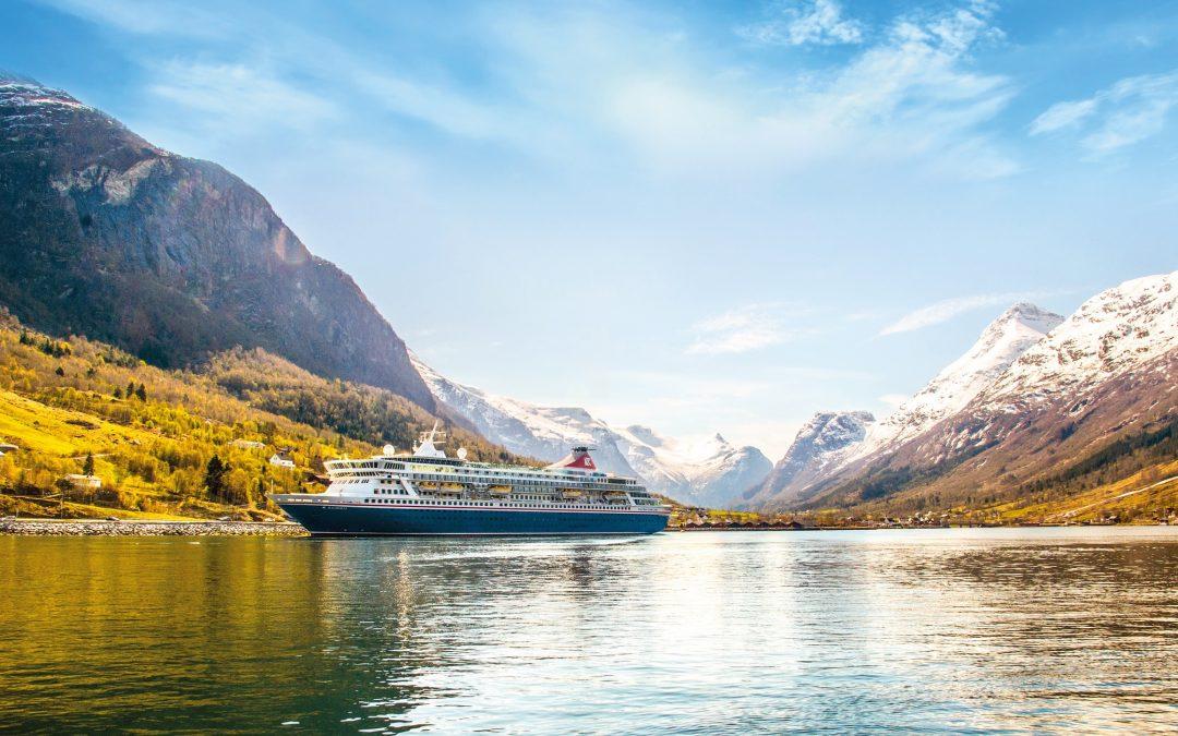 Fred. Olsen Cruise Lines unveils NEW 2022/23 cruise season