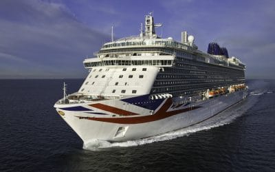 "P&O Cruises to offer ""the ultimate escape"" no-fly cruise-staycation this summer"