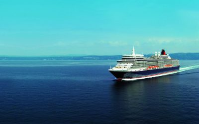 Cunard resumes operations with sailings aboard Queen Elizabeth