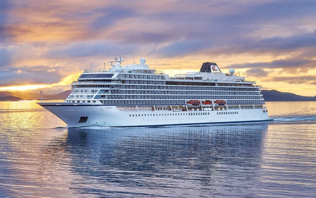 Viking to restart cruises in May with three no-fly sailings