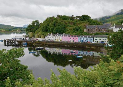 Portree, Isle of Sky, Scotland