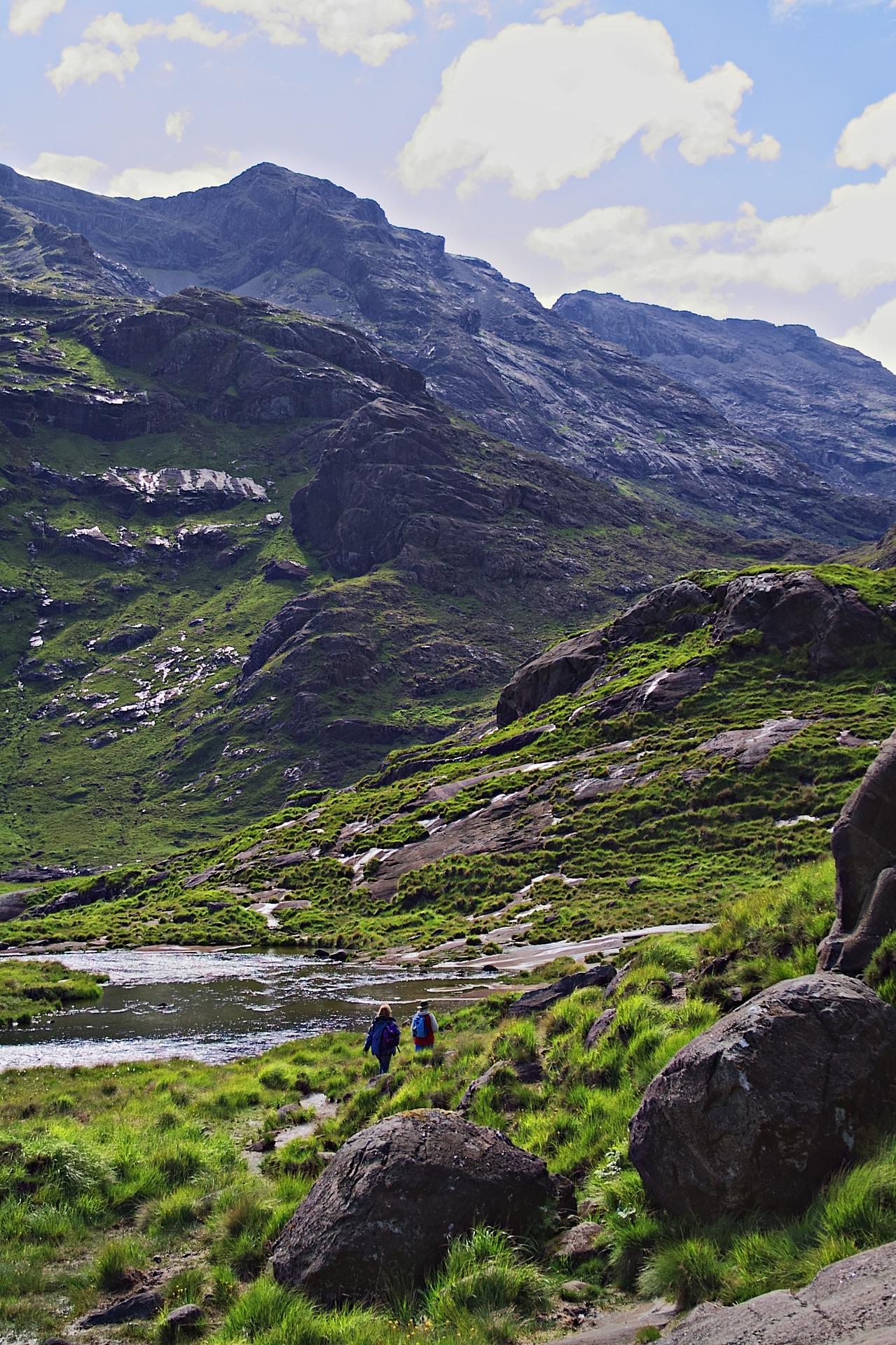 The Cuilin Hills
