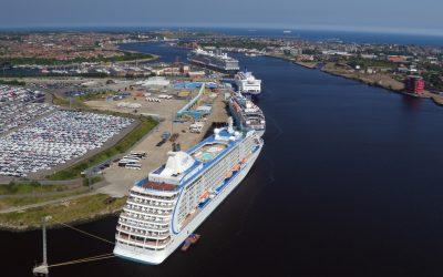 Port of Tyne UK Staycation boom as cruise season nears