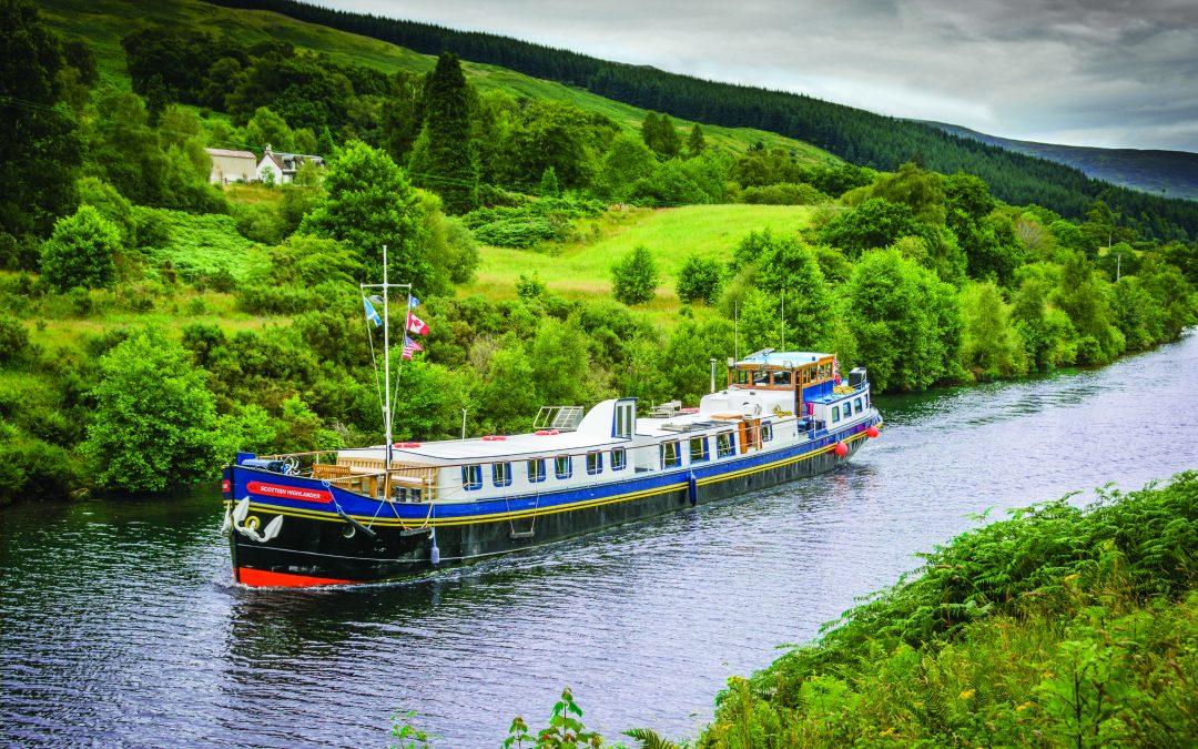 European Waterways luxury barge staycations for summer 2021