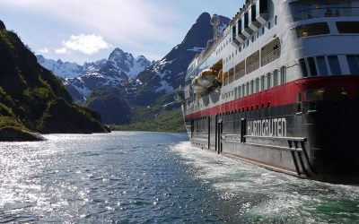 Hurtigruten Expeditions announces additional British Isles departures from Dover this summer