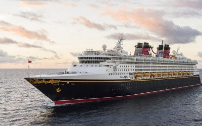 """""""Disney Magic at sea"""" staycations now open for bookings to UK residents"""