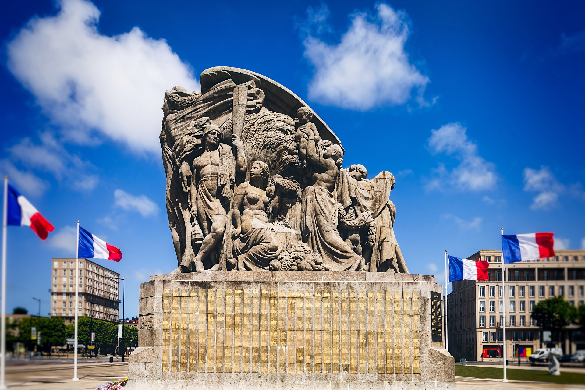 Le Havre Monument
