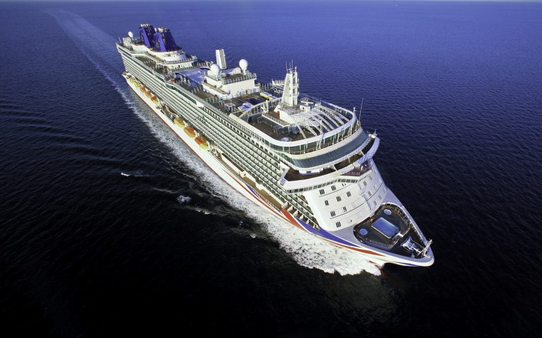P&O Cruises provides My Holiday app and Olly Smith video for guests on UK sailings
