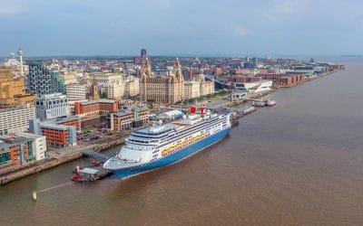 Borealis completes inaugural sailing with Fred. Olsen Cruise Lines