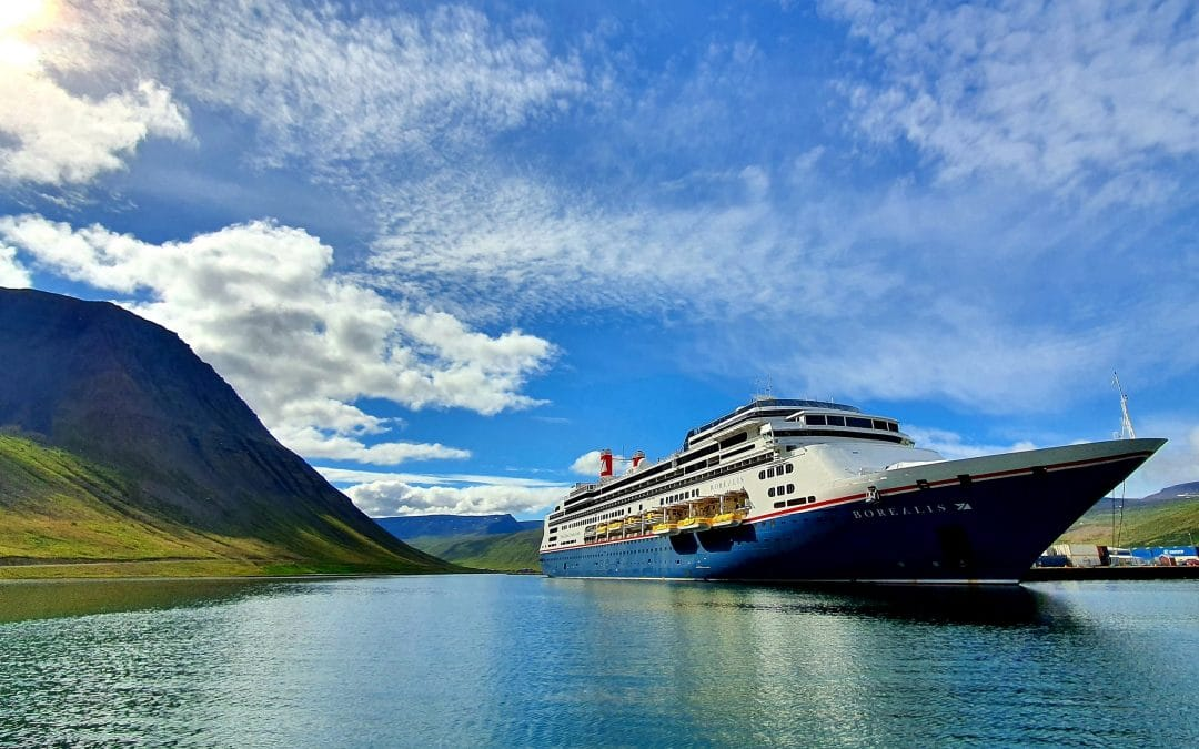 Fred. Olsen Cruise Lines becomes first operator to complete international sailing