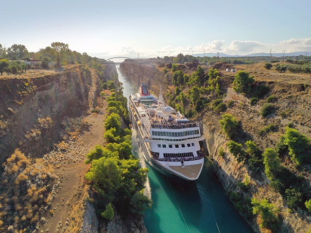 Some of the UK's favourite no fly cruise lines