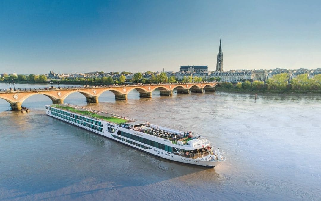 Scenic opens bookings for 2023 European no-fly river cruises ahead of schedule
